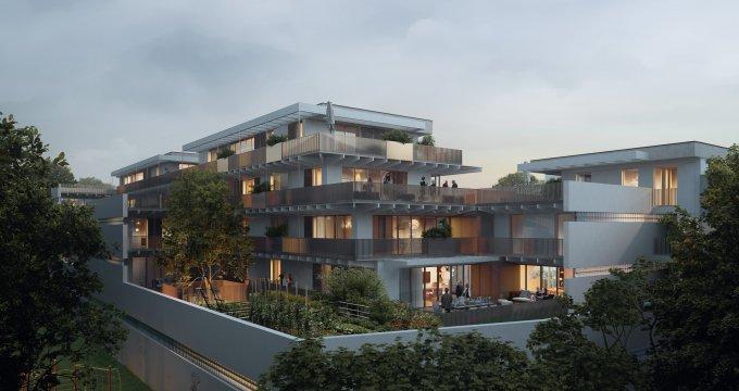 Achat / Vente programme immobilier neuf Antony hypercentre (92160) - Réf. 3698