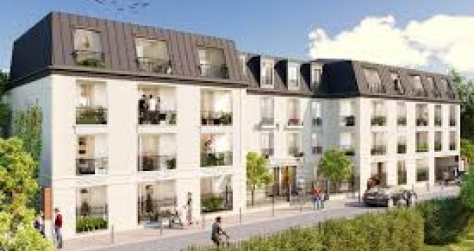 Achat / Vente programme immobilier neuf Antony proche RER B (92160) - Réf. 3522