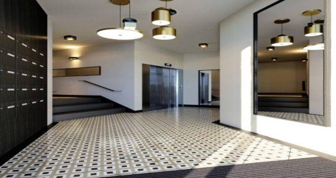 Achat / Vente programme immobilier neuf Asnières-sur-Seine à 800 m du métro Les Agnettes (92600) - Réf. 5688