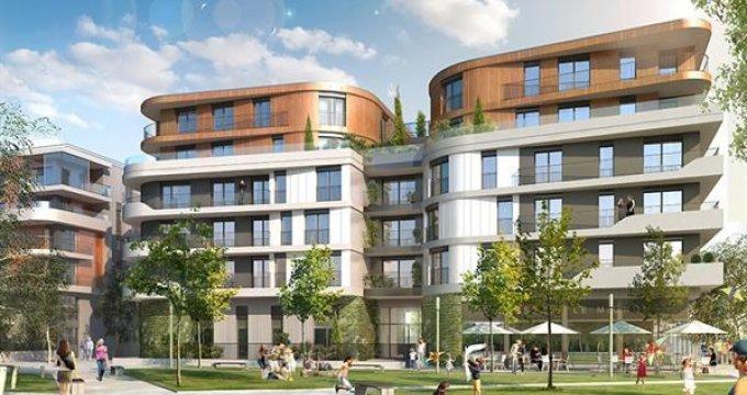 Achat / Vente programme immobilier neuf Bois-Colomes proche futur tramway T1 (92270) - Réf. 1265