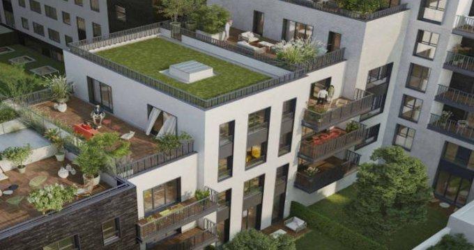 Achat / Vente programme immobilier neuf Boulogne-Billancourt proche commerces (92100) - Réf. 4618