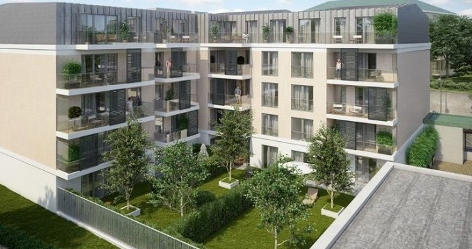 Achat / Vente programme immobilier neuf Châtenay-Malabry proche centre-ville et RER B (92290) - Réf. 1434