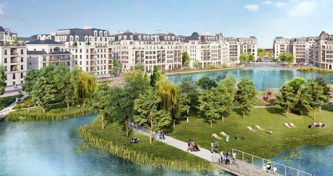 Achat / Vente programme immobilier neuf Clamart quartier Panorama (92140) - Réf. 2146