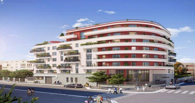 Achat / Vente programme immobilier neuf Clichy cœur de ville (92110) - Réf. 1405
