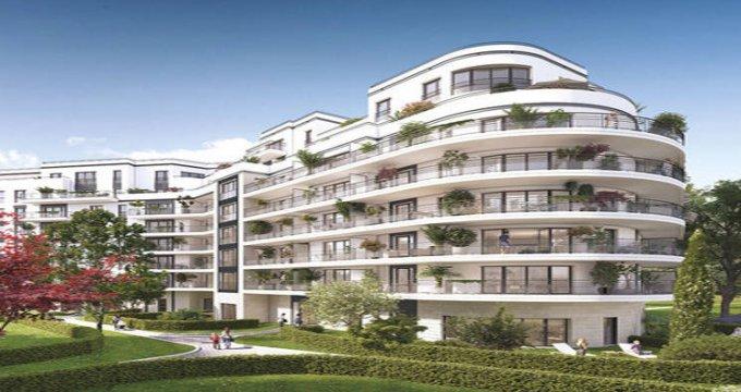 Achat / Vente programme immobilier neuf Colombes au cœur du quartier de l'Arc Sportif (92700) - Réf. 4295
