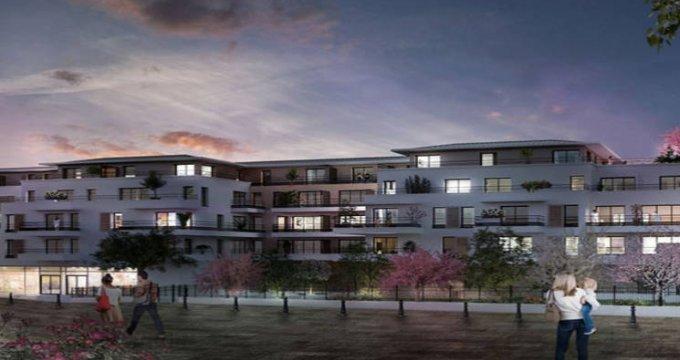 Achat / Vente programme immobilier neuf Garches en plein centre-ville (92380) - Réf. 6345