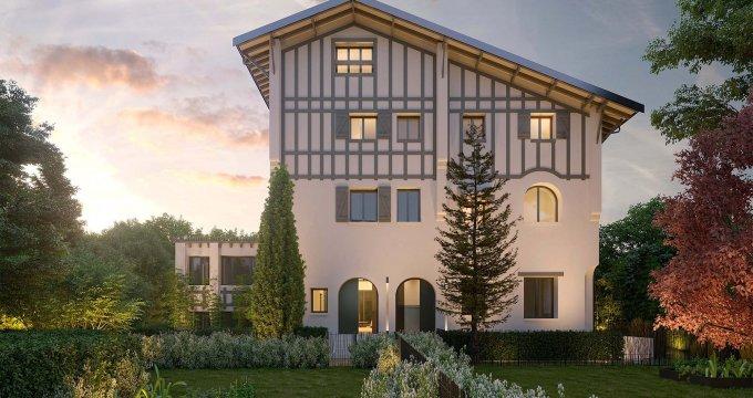 Achat / Vente programme immobilier neuf Garches proche centre-ville (92380) - Réf. 2870
