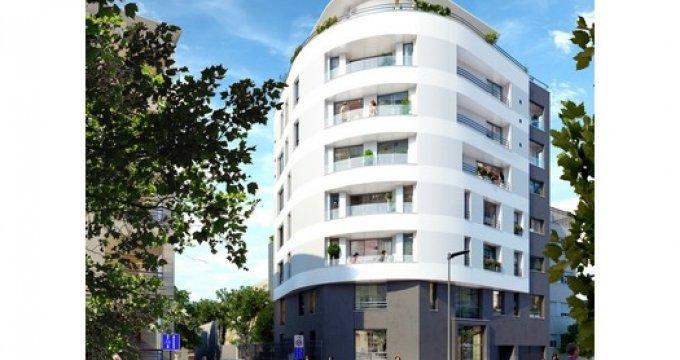 Achat / Vente programme immobilier neuf Issy-les-Moulineaux métro Corentin Celton (92130) - Réf. 997