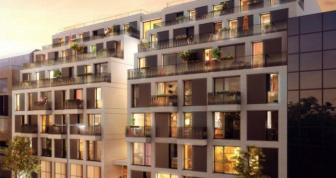 Achat / Vente programme immobilier neuf Issy les Moulineaux proche place de la mairie (92130) - Réf. 2476