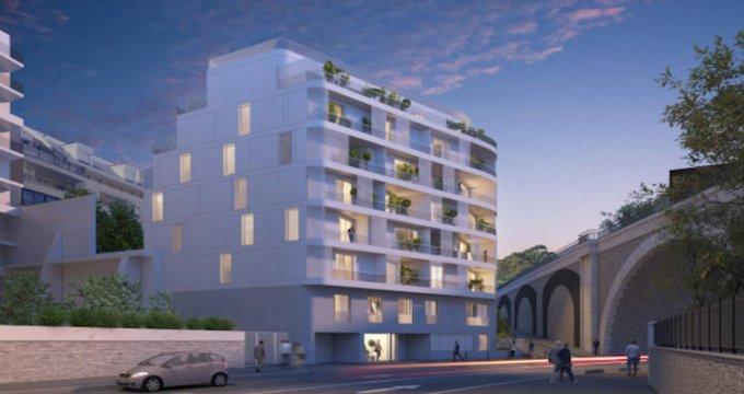 Achat / Vente programme immobilier neuf Issy-les-Moulineaux proche RER C (92130) - Réf. 5834