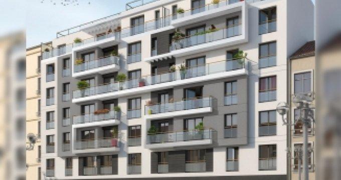 Achat / Vente programme immobilier neuf Montrouge proche mairie et métro (92120) - Réf. 1577