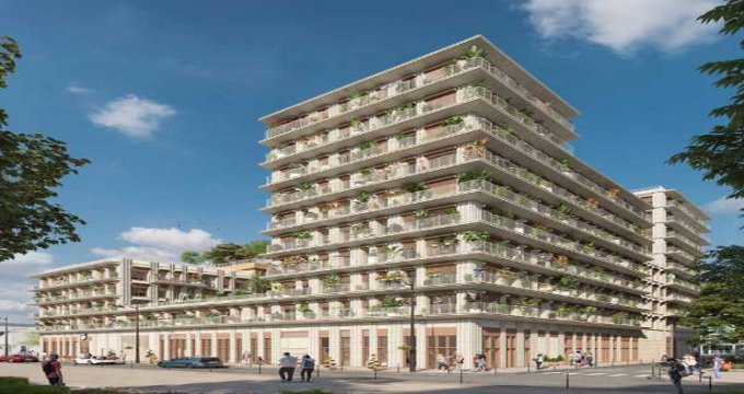 Achat / Vente programme immobilier neuf Paris 13 quartier Masséna Chevaleret (75013) - Réf. 5799