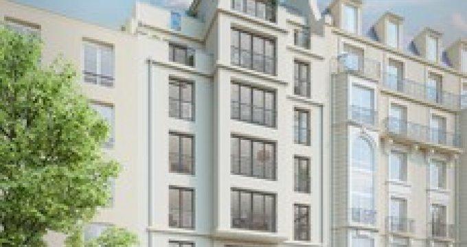 Achat / Vente programme immobilier neuf Paris 14 proche métro (75014) - Réf. 3030