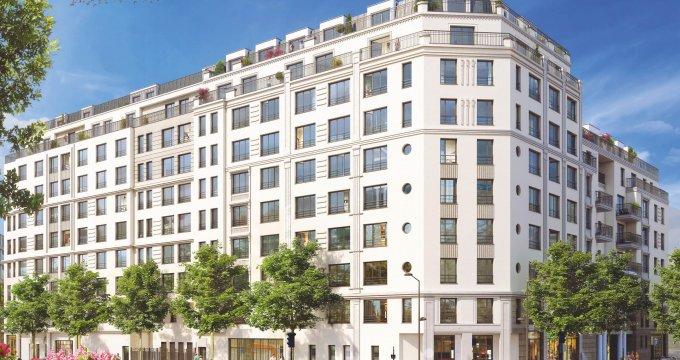 Achat / Vente programme immobilier neuf Suresnes proche pôle universitaire Léonard de Vinci (92150) - Réf. 1931