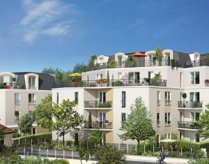 Achat / Vente programme immobilier neuf Antony proche parc Descartes (92160) - Réf. 1402