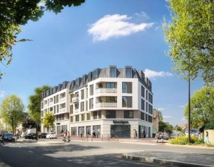 Achat / Vente programme immobilier neuf Antony proche RER B Fontaine Michalon (92160) - Réf. 5081