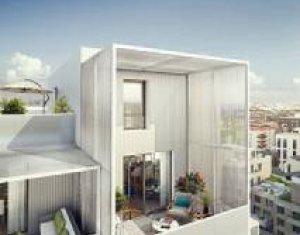 Achat / Vente programme immobilier neuf Asnière-sur-Seine proche bord de Seine (92600) - Réf. 3170