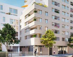 Achat / Vente programme immobilier neuf Asnières-sur-Seine écoquartier Seine Ouest (92600) - Réf. 2340