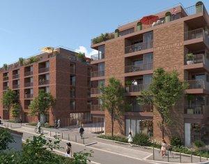 Achat / Vente programme immobilier neuf Bagneux proche métro 4 (92220) - Réf. 5074
