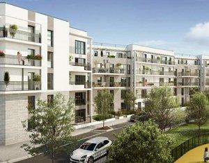 Achat / Vente programme immobilier neuf Bois-Colombes au coeur de l'écoquartier Pompidou Le Mignon (92270) - Réf. 5592