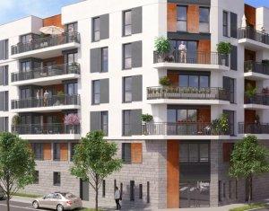 Achat / Vente programme immobilier neuf Bois-Colombes quartier Pompidou Le Mignon (92270) - Réf. 2632