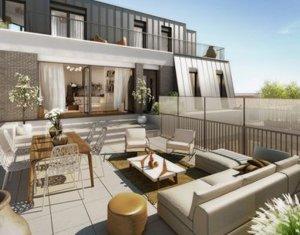 Achat / Vente programme immobilier neuf Boulogne-Billancourt proche transports (92100) - Réf. 2520