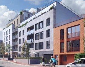 Achat / Vente programme immobilier neuf Bourg-La-Reine proche de Paris (92340) - Réf. 3362
