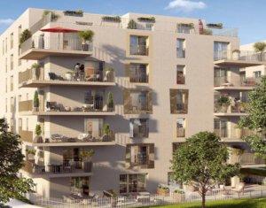 Achat / Vente programme immobilier neuf Chatenay-Malabry en face du Parc de Sceaux (92290) - Réf. 5751