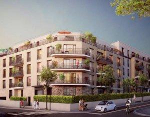 Achat / Vente programme immobilier neuf Châtenay-Malabry parc de la Vallée aux Loups (92290) - Réf. 6018