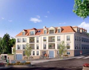 Achat / Vente programme immobilier neuf Chatenay-Malabry proche église Saint-Germain-l'Auxerrois (92290) - Réf. 287