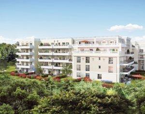 Achat / Vente programme immobilier neuf Châtenay-Malabry proche future ligne 10 du tramway (92290) - Réf. 5075