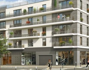 Achat / Vente programme immobilier neuf Chaville à 100 mètres de la gare Chaville-Vélizy (92370) - Réf. 2013