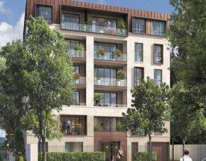 Achat / Vente programme immobilier neuf Chaville proche Centre Hospitalier des Quatre Villes (92370) - Réf. 5934