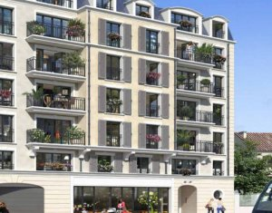 Achat / Vente programme immobilier neuf Clamart à 200m du Tramway T6 (92140) - Réf. 5003