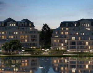 Achat / Vente programme immobilier neuf Clamart secteur Panorama (92140) - Réf. 4812