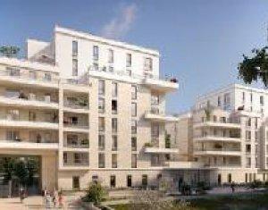 Achat / Vente programme immobilier neuf Clichy proche métro (92110) - Réf. 2967
