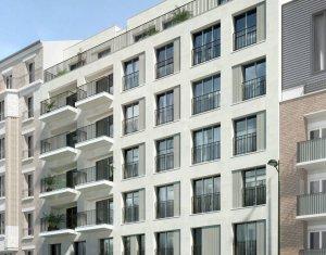 Achat / Vente programme immobilier neuf Clichy proche Métro Mairie de Clichy (92110) - Réf. 6336