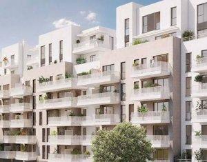 Achat / Vente programme immobilier neuf Colombes au cœur du quartier de l'Arc Sportif (92700) - Réf. 3971