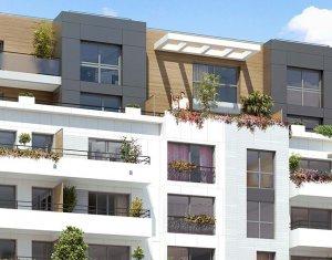 Achat / Vente programme immobilier neuf Colombes proche centre-ville (92700) - Réf. 1868