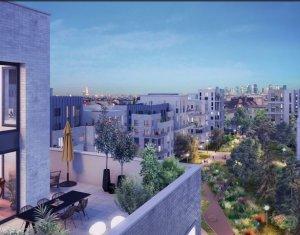 Achat / Vente programme immobilier neuf Colombes proche de la Seine (92700) - Réf. 2861