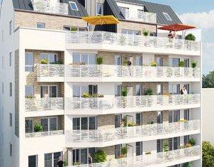Achat / Vente programme immobilier neuf Colombes proche parc Lagravère (92700) - Réf. 1784