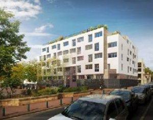 Achat / Vente programme immobilier neuf Gennevilliers métro 13 arrêt Gabriel Peri (92230) - Réf. 1038