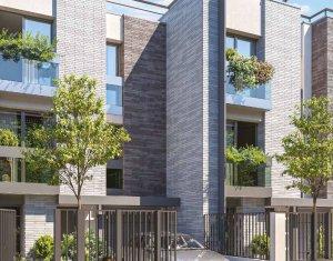 Achat / Vente programme immobilier neuf Issy-les-Moulineaux proche Parc Henri Barbusse (92130) - Réf. 6341