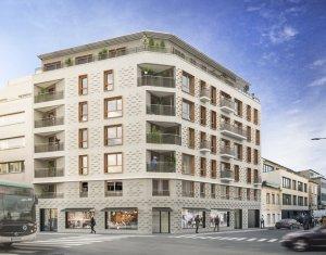 Achat / Vente programme immobilier neuf Malakoff proche du métro (92240) - Réf. 2665