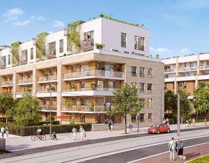 Achat / Vente programme immobilier neuf Meudon quartier de la Pointe-de-Trivaux (92190) - Réf. 1866
