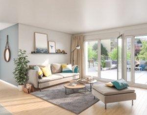 Achat / Vente programme immobilier neuf Montrouge centre-ville (92120) - Réf. 2477