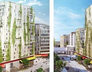 Achat / Vente programme immobilier neuf Nanterre dans le quartier Nanterre Coeur Université (92000) - Réf. 497