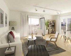 Achat / Vente programme immobilier neuf Nanterre quartier d'affaire La Défense (92000) - Réf. 2045