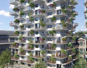 Achat / Vente programme immobilier neuf Paris 13 au cœur du quartier Masséna (75013) - Réf. 6190