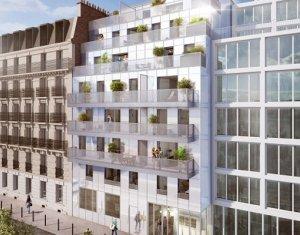 Achat / Vente programme immobilier neuf Paris 13 proche RER C (75013) - Réf. 3752
